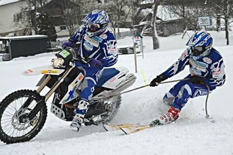 BMW Skijöring 2008
