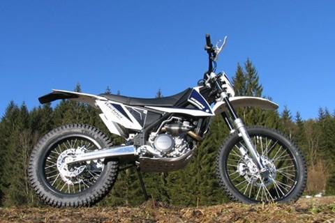 Scorpa T-Ride