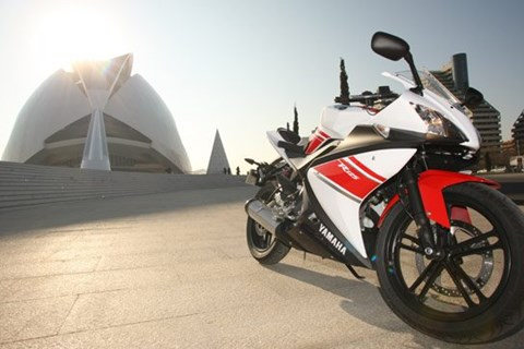 Yamaha YZF-R125 Testbericht