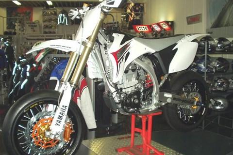 Yamaha YZ450F Sumo