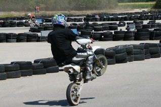 Pitbike Saison 2008