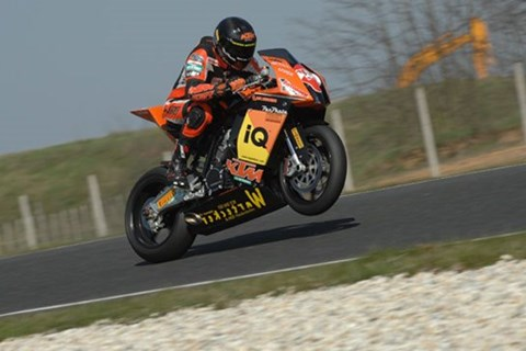 KTM RC8 Racing