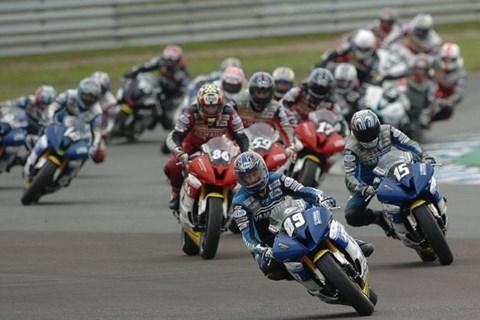Yamaha R6-Dunlop Cup