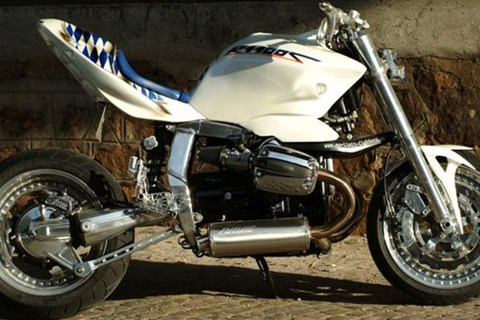 BMW R 1100 S Fighter