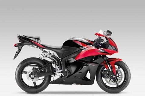 Honda CBR600/1000RR 09
