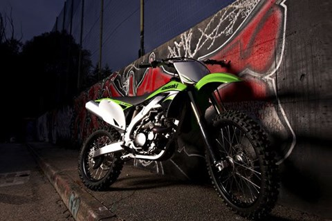 Kawasaki KX250/450F