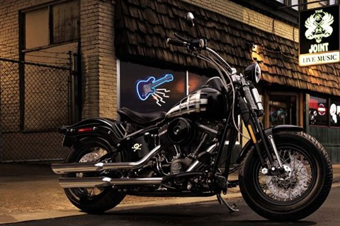Harley Dark Custom