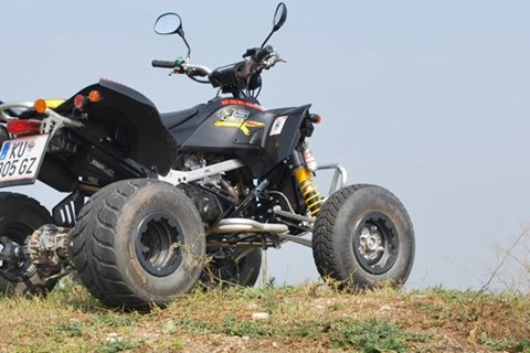 Can Am 450 DS