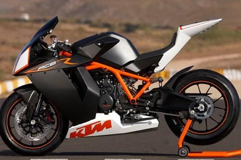 KTM Neuheiten 2009