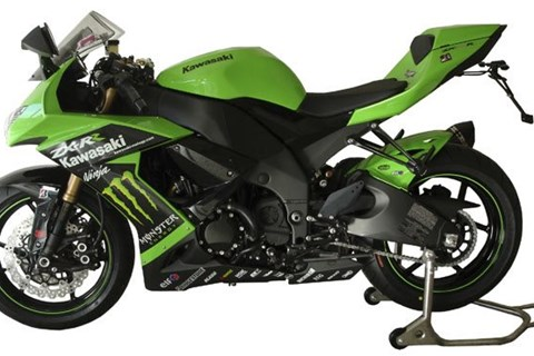 Kawa ZX-10R Monster