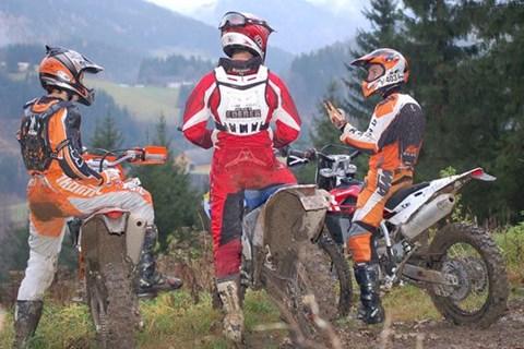 Enduro Test 2009