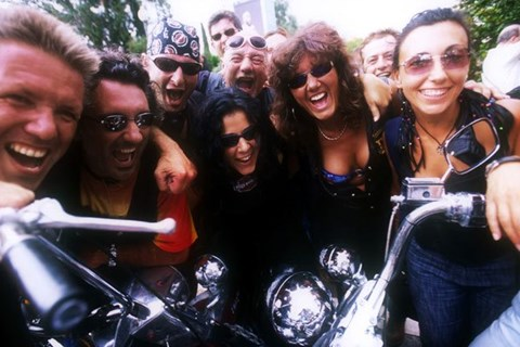 Harley/Buell Events 09