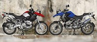 BMW R 1200 GS Upgrade