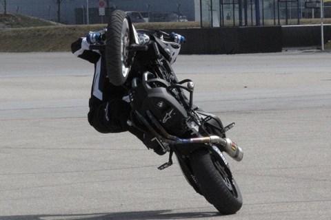 BMW F 800 R Test