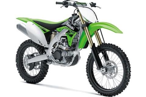 Kawasaki MotoX 2010