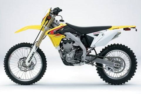 Suzuki Enduro Und MX