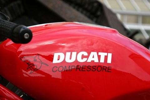 Ducati S2R Compressore