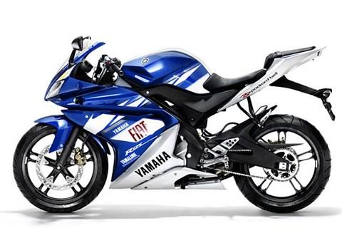 YZF-R125 Race Replica
