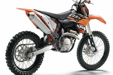 KTM SX 2010