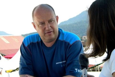Interview BMW Chef