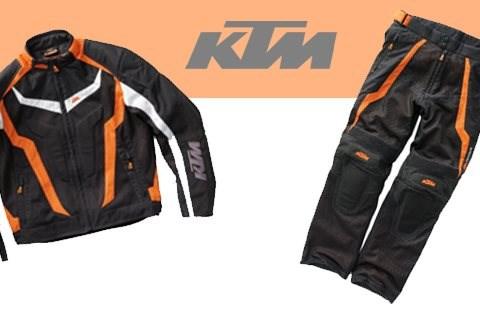 KTM Vented Bekleidung