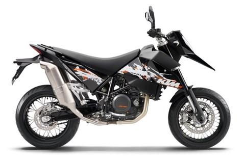 KTM 690 SM Limited