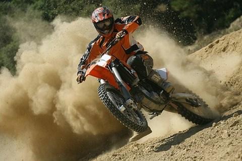 KTM Offroad 2010