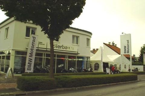Eröffnung BMW Baden