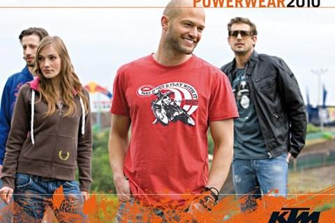 KTM Powerwear 2010