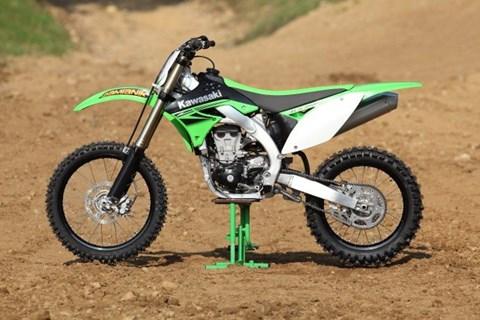 Kawasaki KX 2010