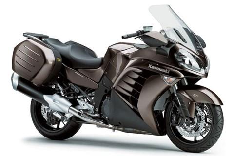 Kawasaki 1400GTR 2010