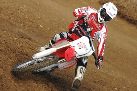 Honda CRF250R Test