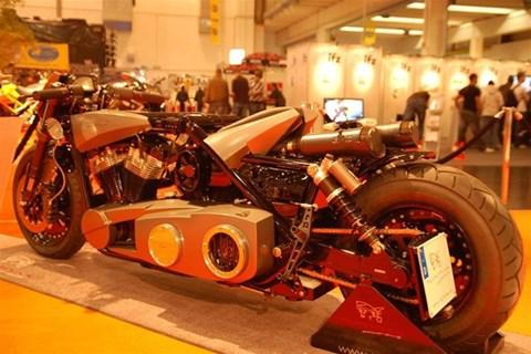 1. Speed Bike Show