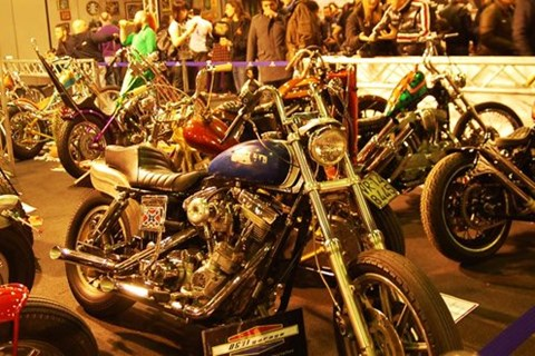 Bike Expo in Verona