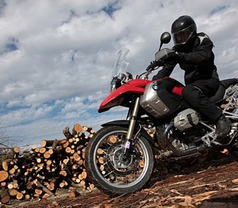 BMW R 1200 GS Test