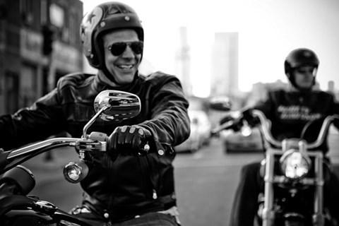 Harley Demo Rides