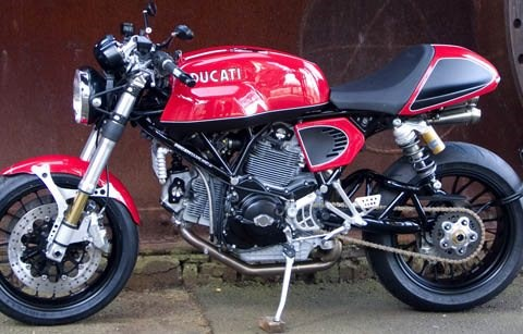 Ducati Ultima 1000