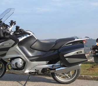 BMW R 1200 RT Test