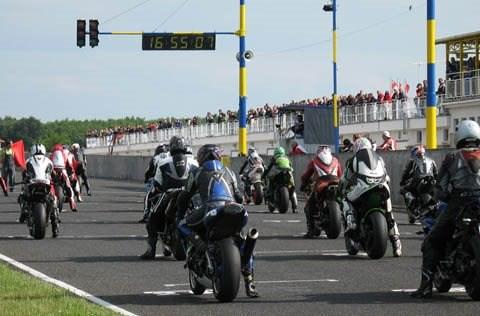 Berger Racedays