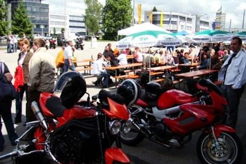Bikerfest in Wels