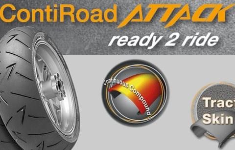 Conti RoadAttack 2