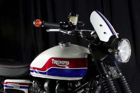 Triumph Rock'n'ride