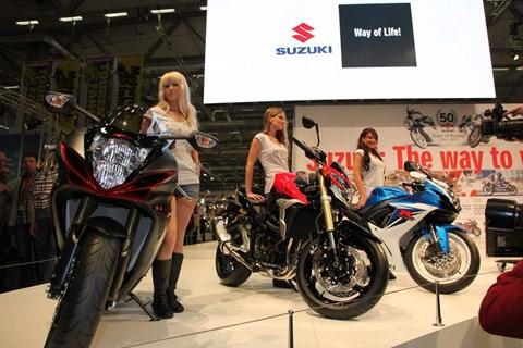 Suzuki Neuheiten 2011
