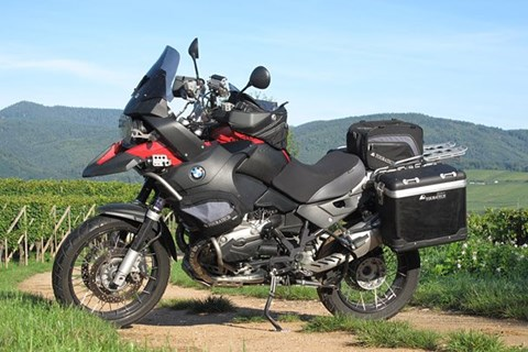 BMW R1200GS Touratech