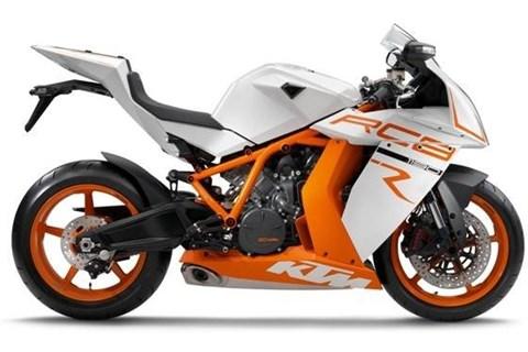 KTM 1190 RC8 R 2011