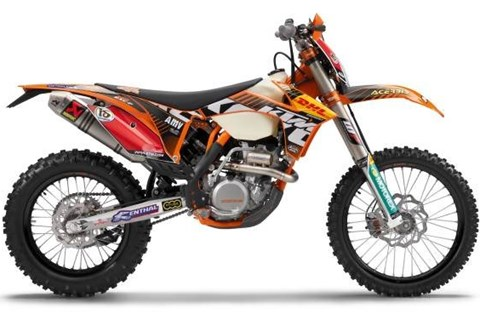 KTM 350 EXC-F Factory