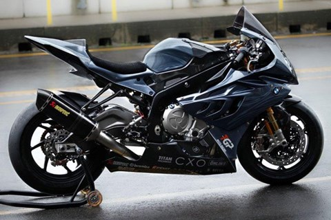 BMW S1000RR TGP