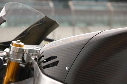 Kalex Moto2 & Triumph
