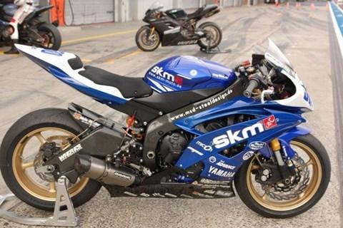 Yamaha R6 SKM
