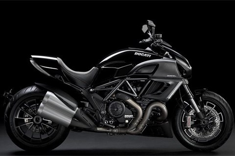 Ducati Diavel Black
